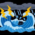 台風・嵐の時競艇場のレースは延期になるの?