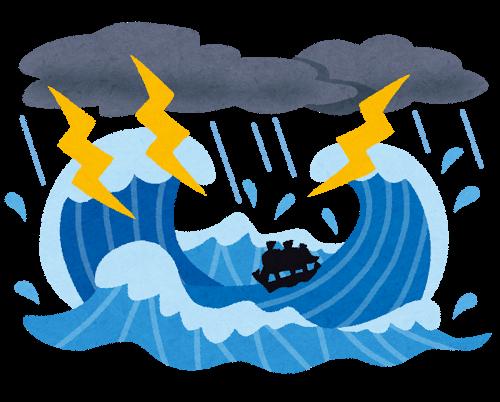 競艇場の波を読むべし!水面の状態でレース結果は大きく変わる!